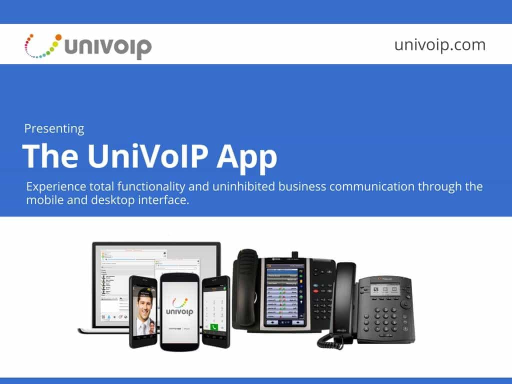 The UniVoIP App